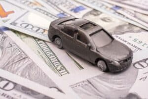 Auto Insurance down payment